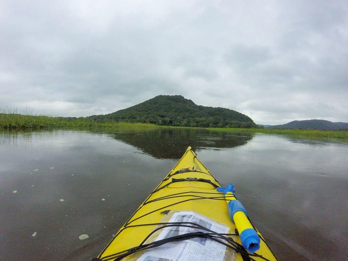 10 Reasons Why Everyone Should Kayak