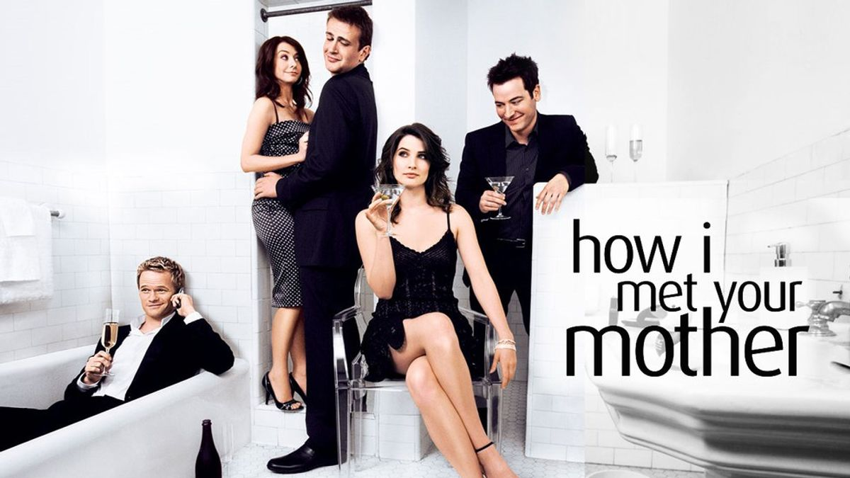 """7 Reasons Why """"How I Met Your Mother"""" Is Legen (Wait For It) Dary."""