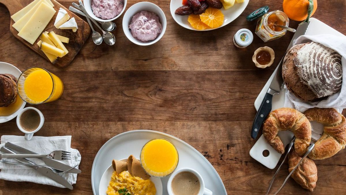 5 Reasons Why Brunch Is The Best Meal