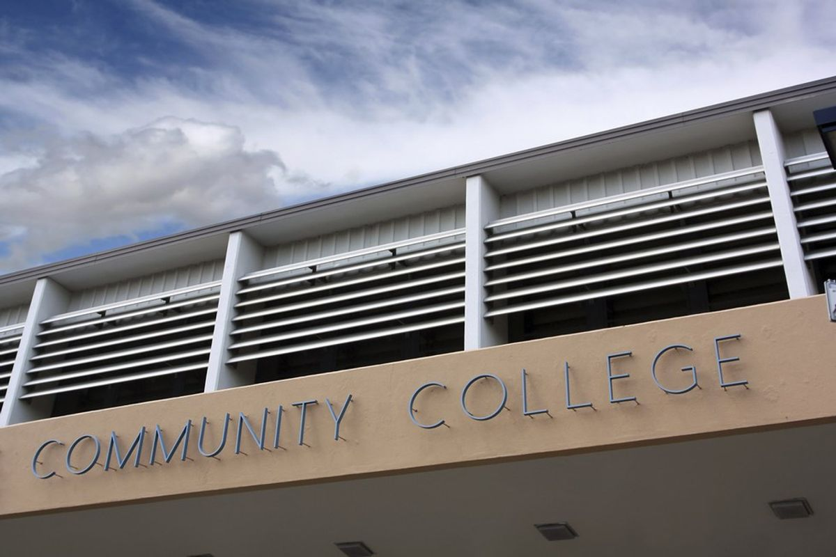 Why I Don't Regret Going To A Community College First