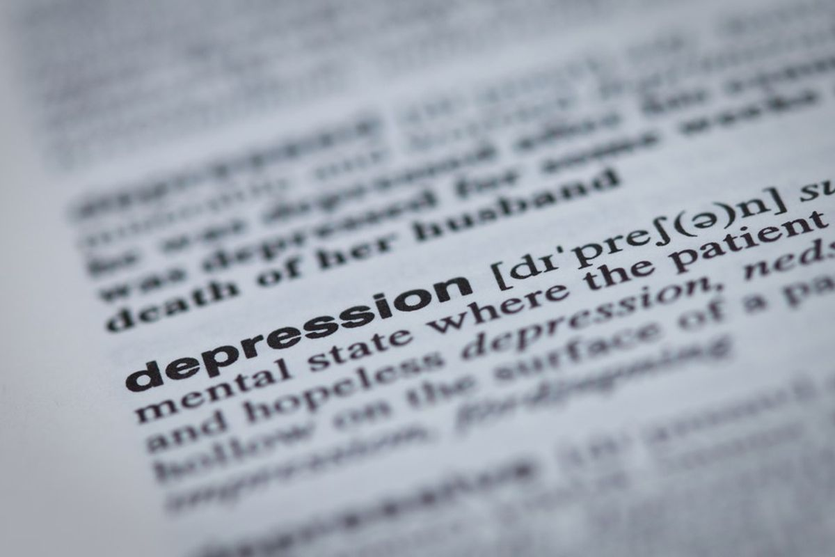 We Need To Stop Romanticizing Mental Illness