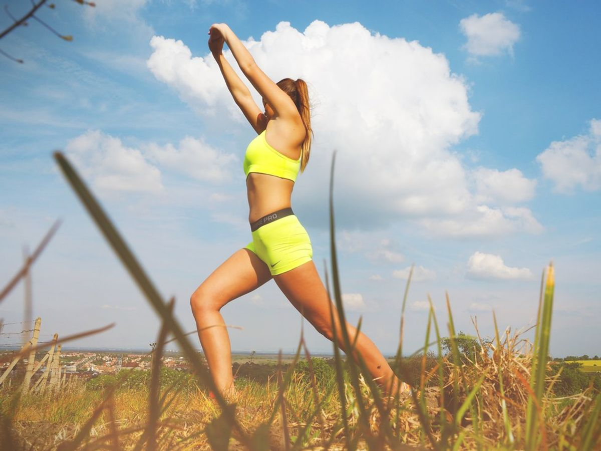 Women Finally Admit It: The Real Reason We Run In Sports Bras