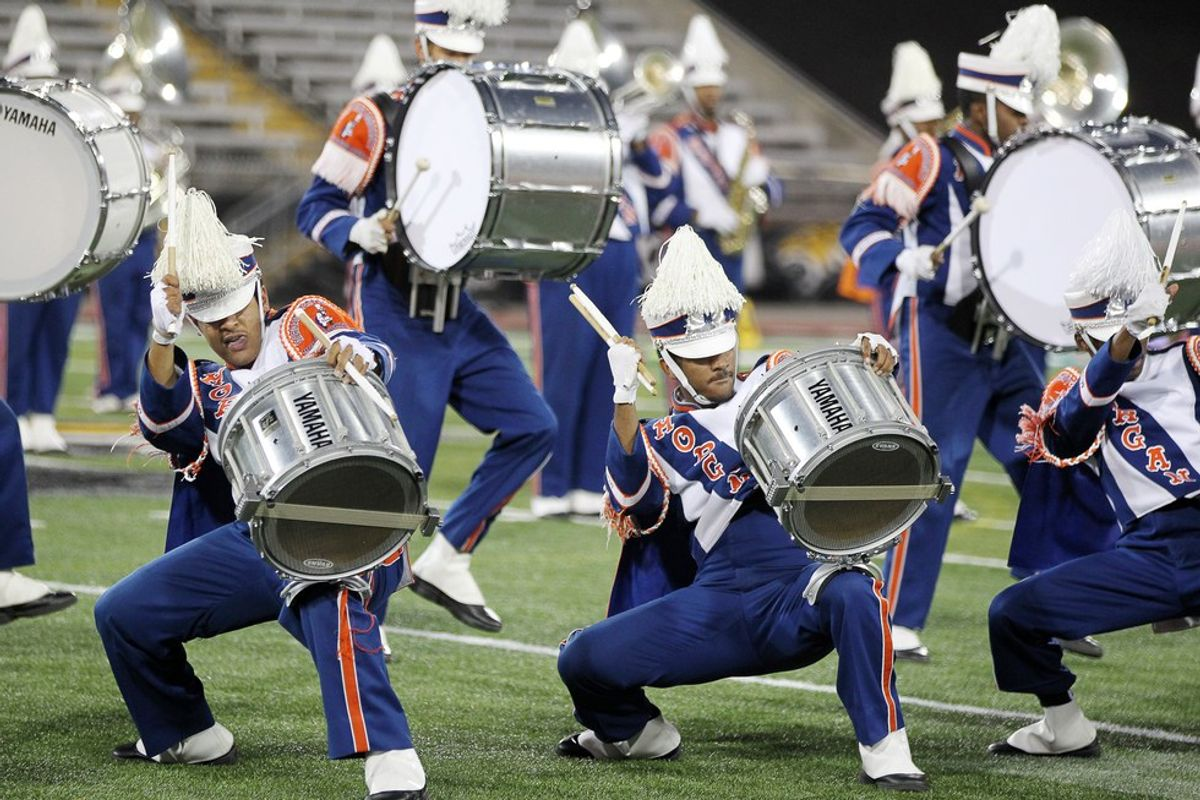 6 Reasons Why Marching Band is a Sport