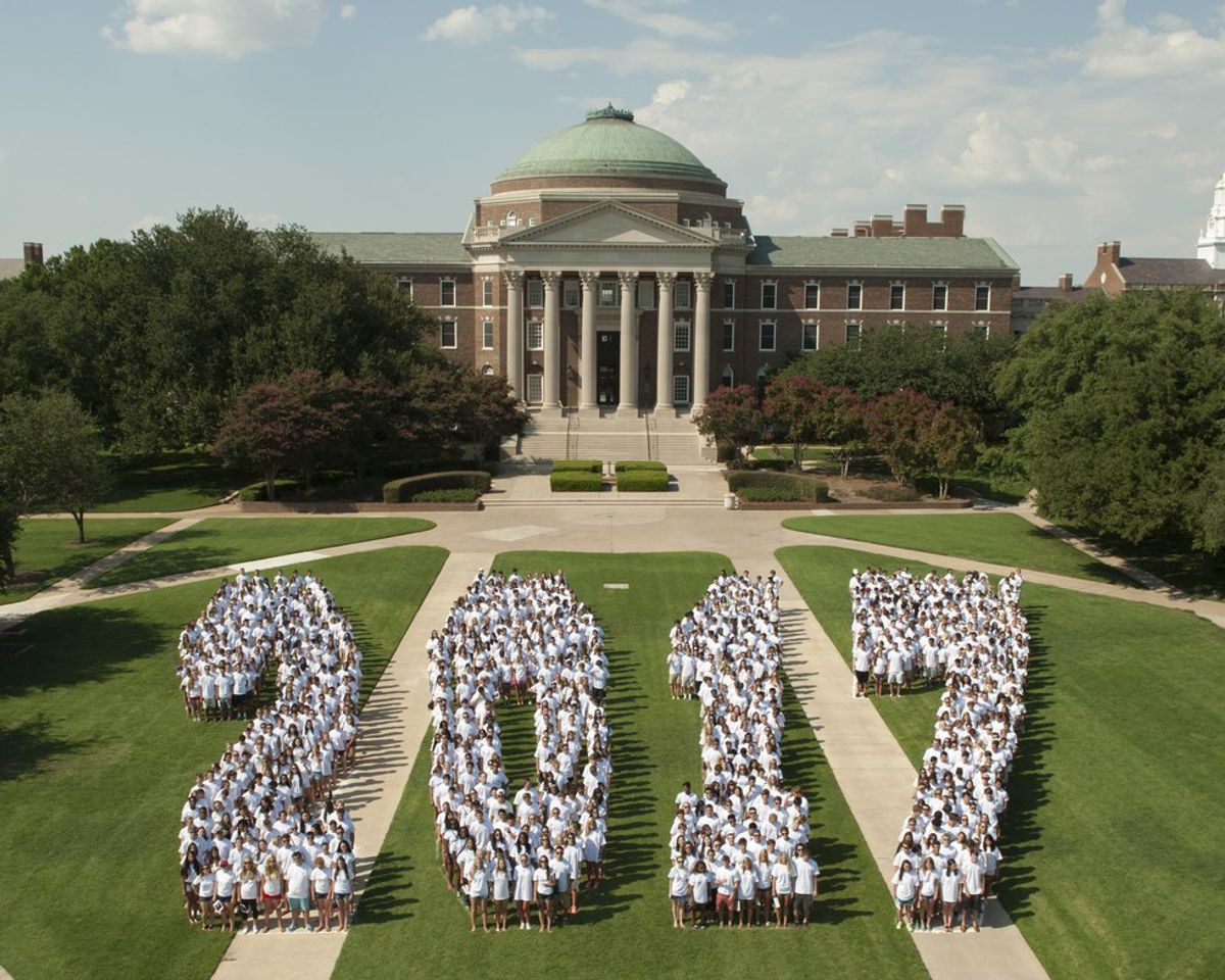 An Open Letter To the Class of 2017