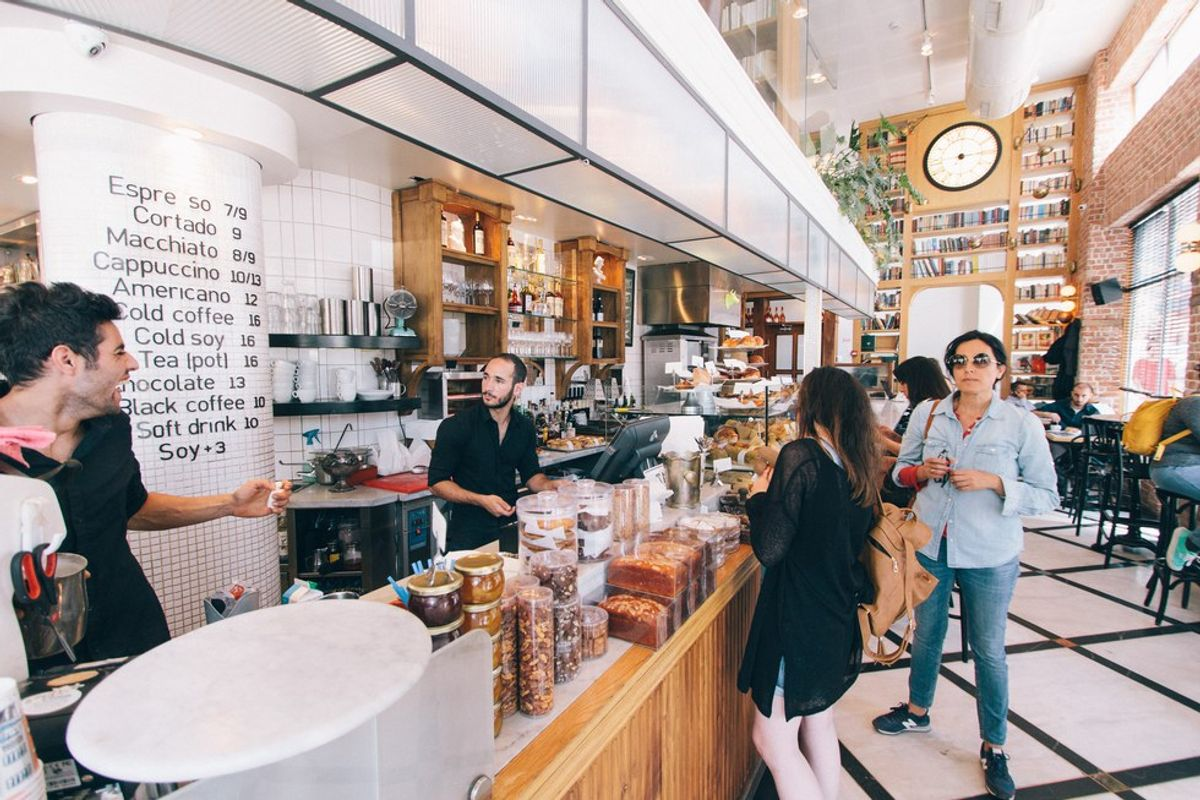 5 Types Of Coffee Drinkers As Told By A Barista