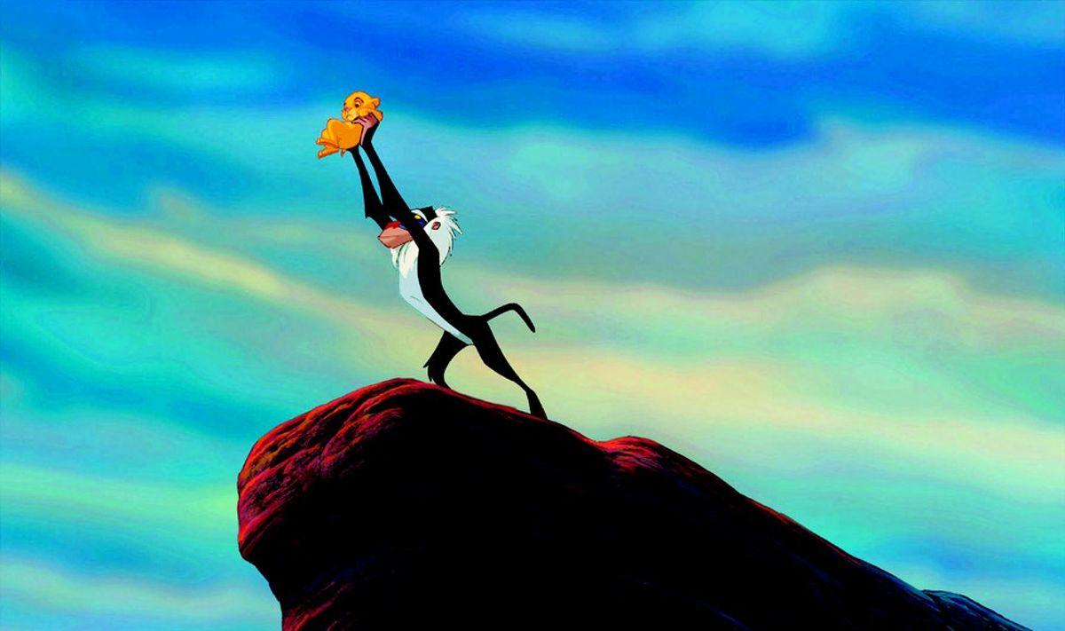 A Nostalgic Walk Through The Classic Disney Film 'The Lion King'