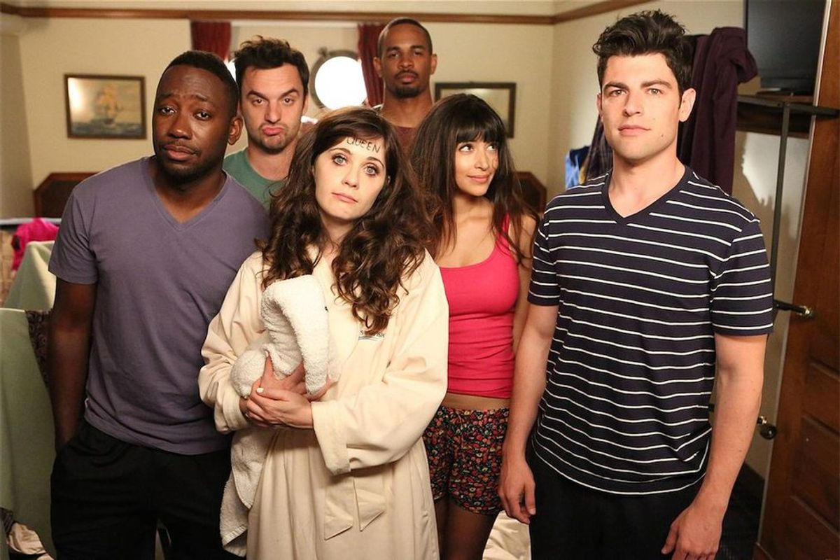 Going Back To School As Told By 'New Girl'