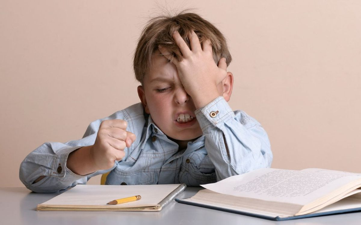 Homework is Bad for Student Success... Right?