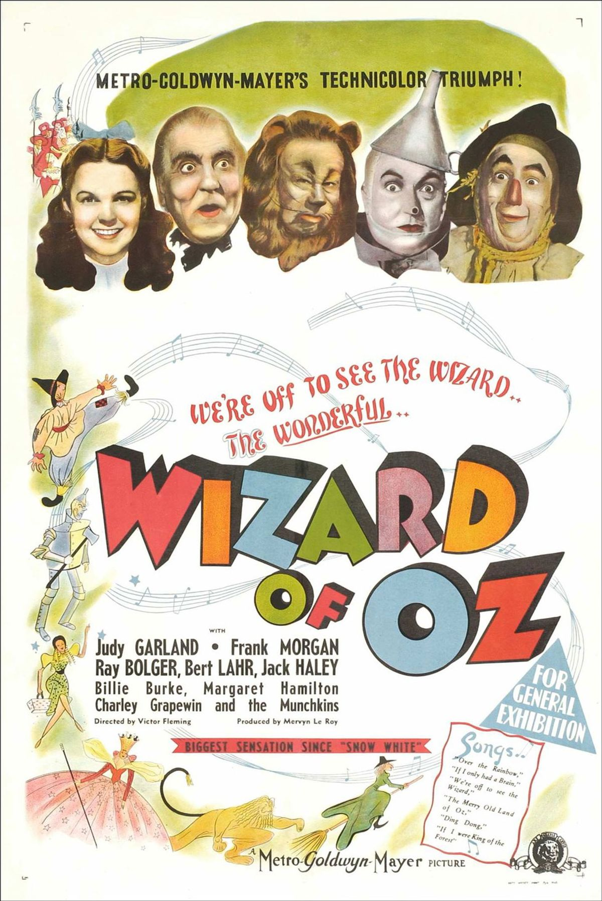 7 Life Lessons We Learned From 'The Wizard Of Oz'