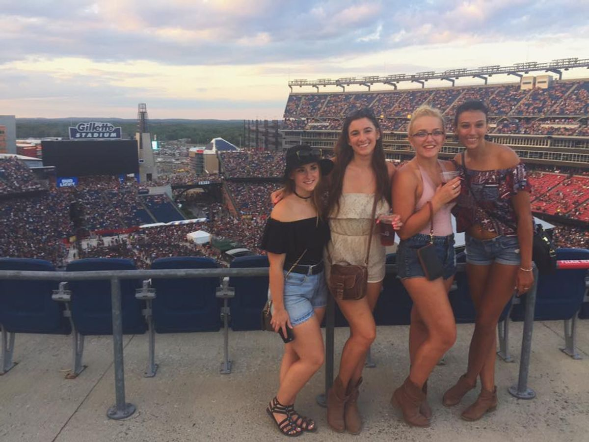 Why Country Concert Are The Best