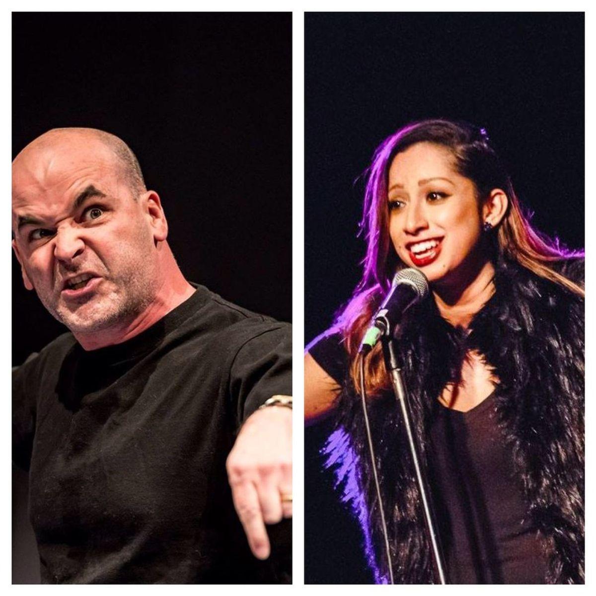 Poets of the Week: Jesse Parent and Tasha Receno