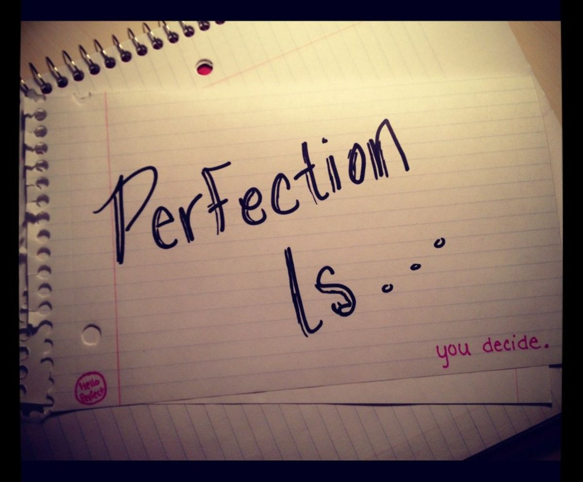 Can We Achieve Perfection?
