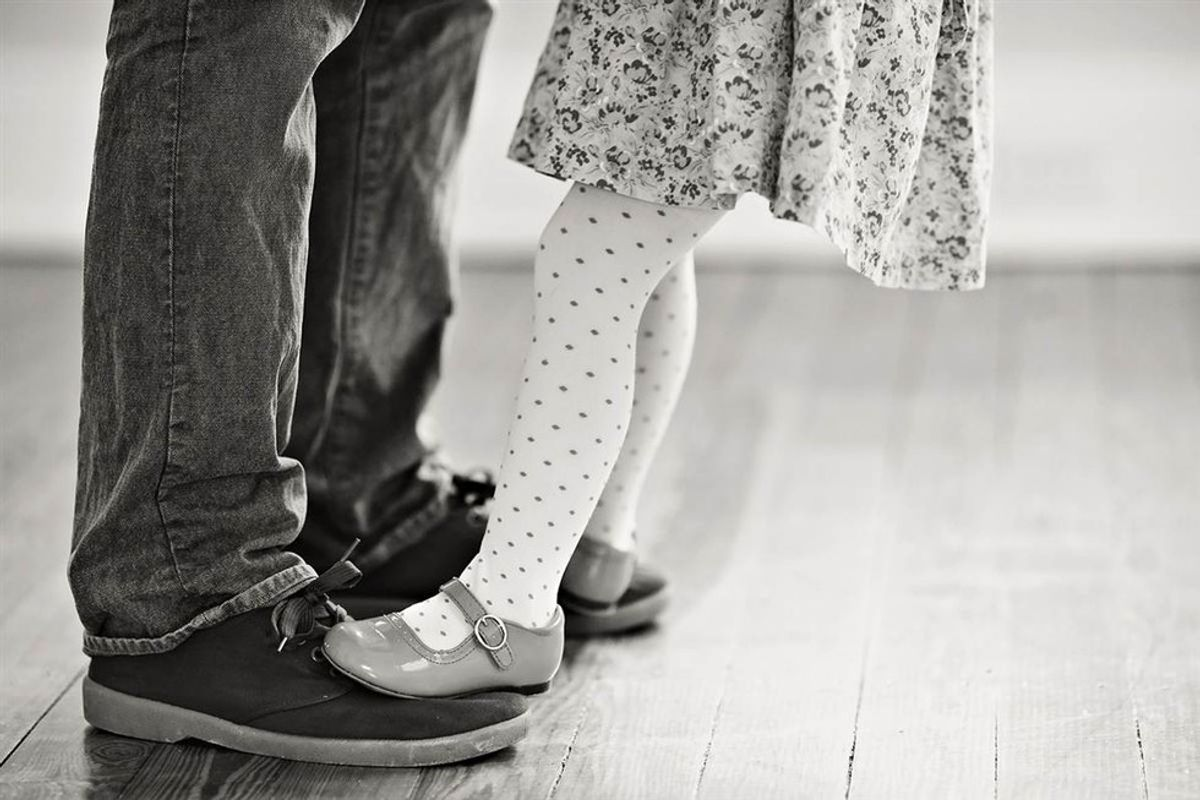 Dear Dad: Things I Never Told You