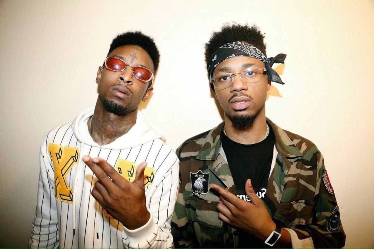 21 Savage and ISIS: What They Have in Common and Why it Matters