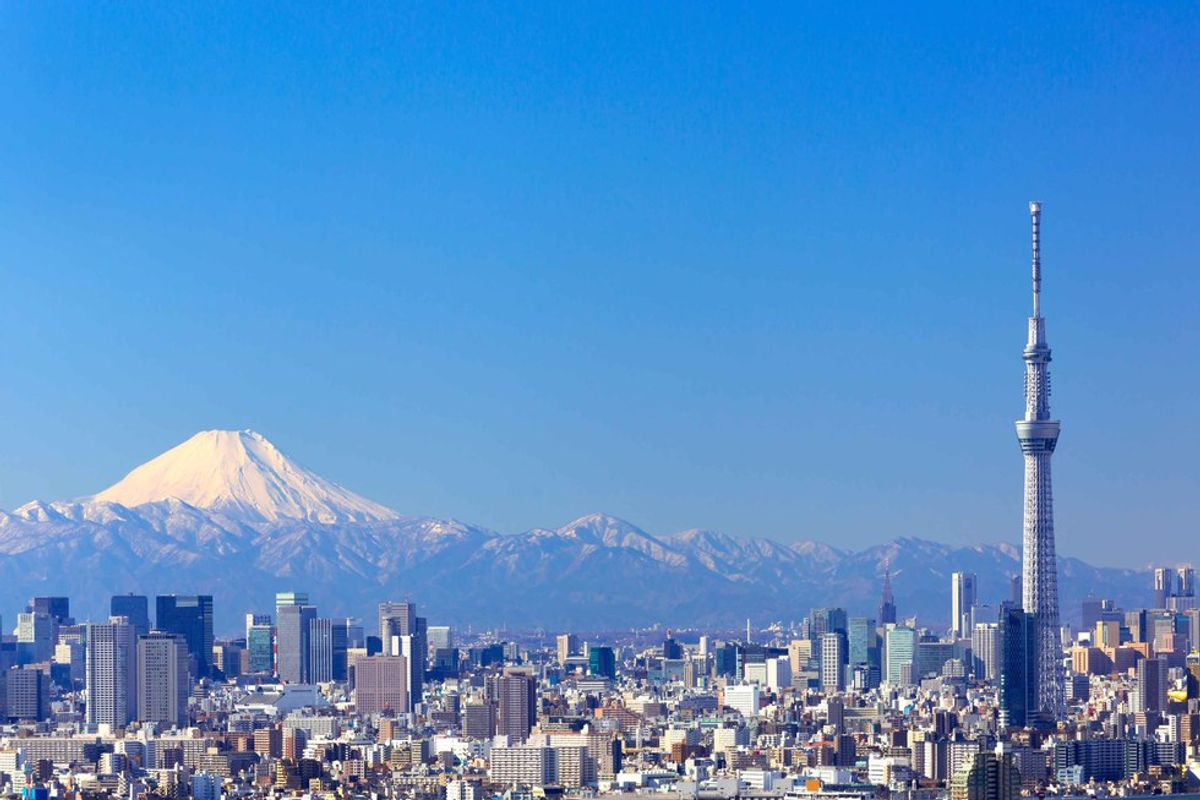Travel Tips When Wandering Around Tokyo