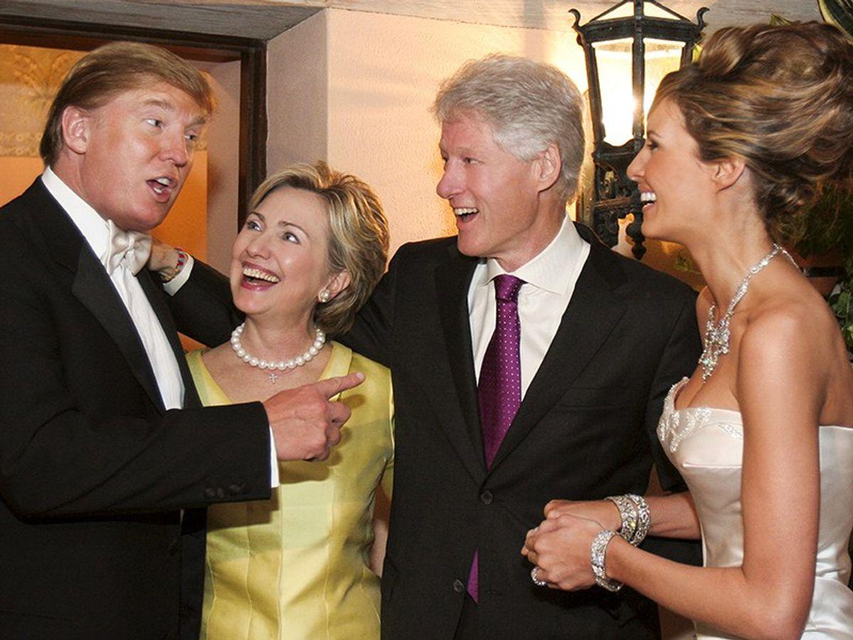 Donald vs. Hillary