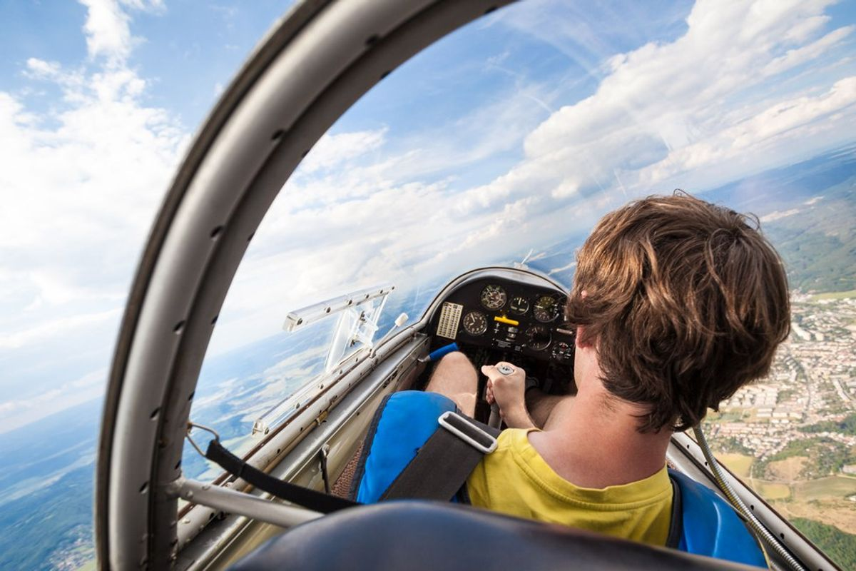 Are You a Passenger or Pilot?