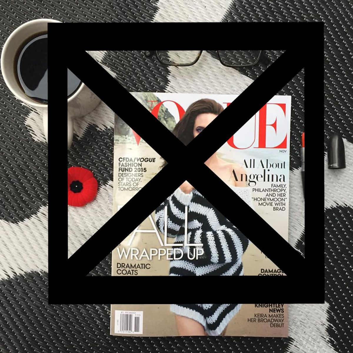 Why Fashion Writing is DEAD