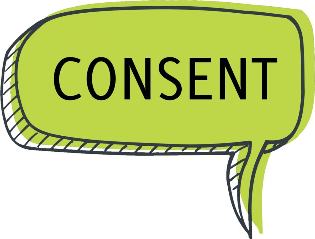 Consent Isn't Sexy