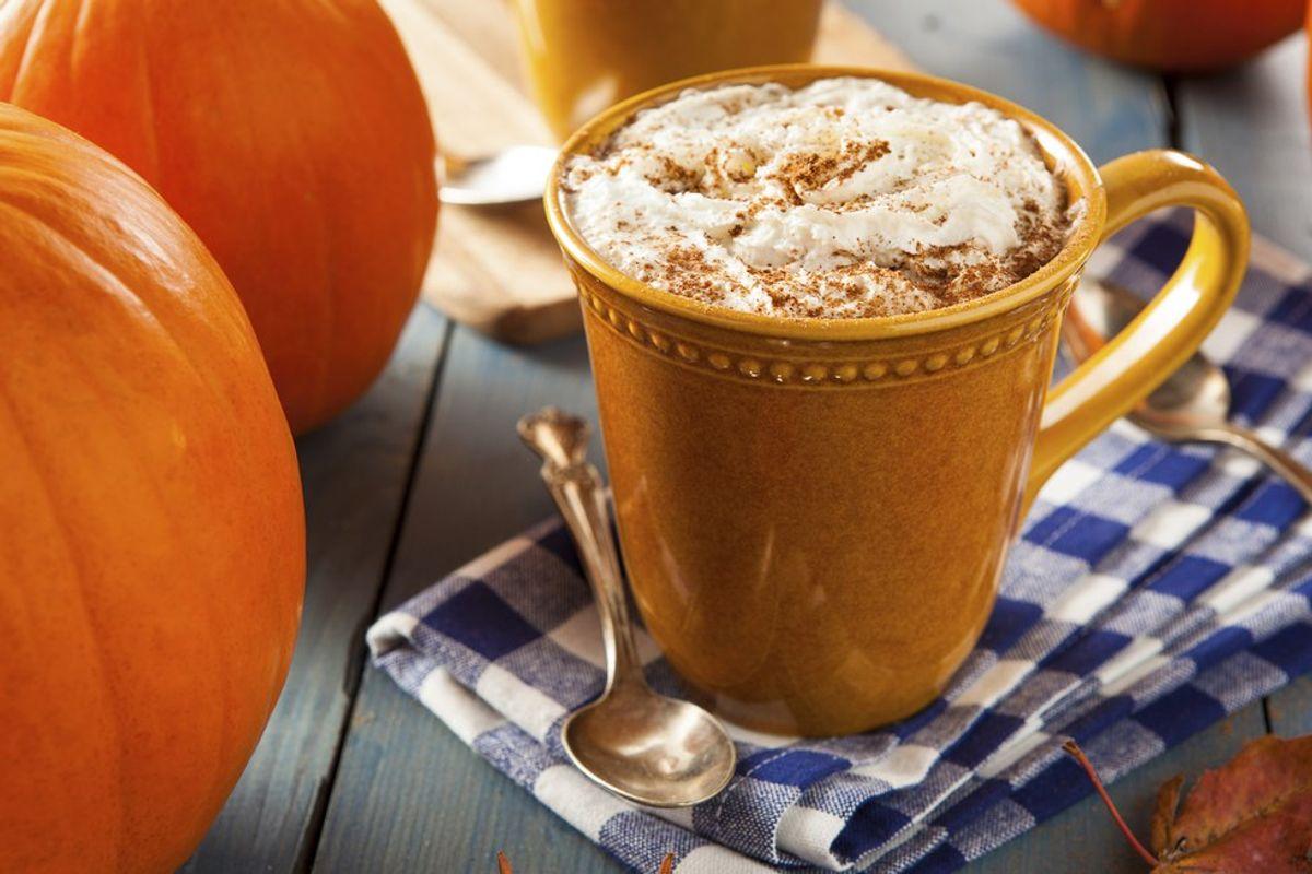 Put Down The Pumpkin Spice Latte