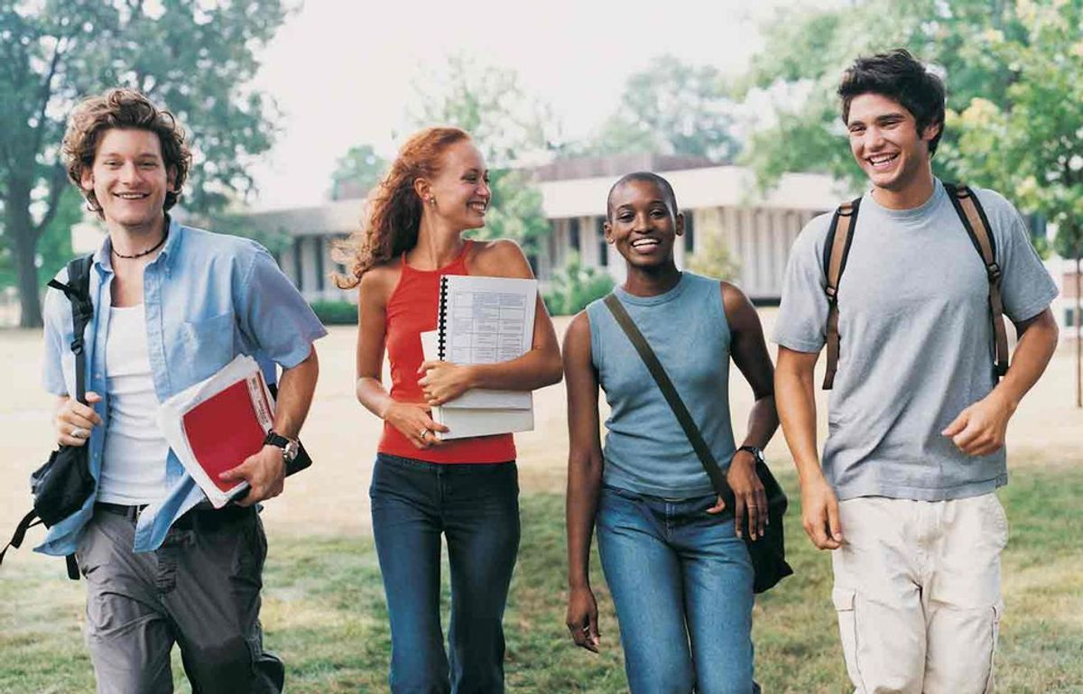 Advice from a College Senior to Incoming Freshmen