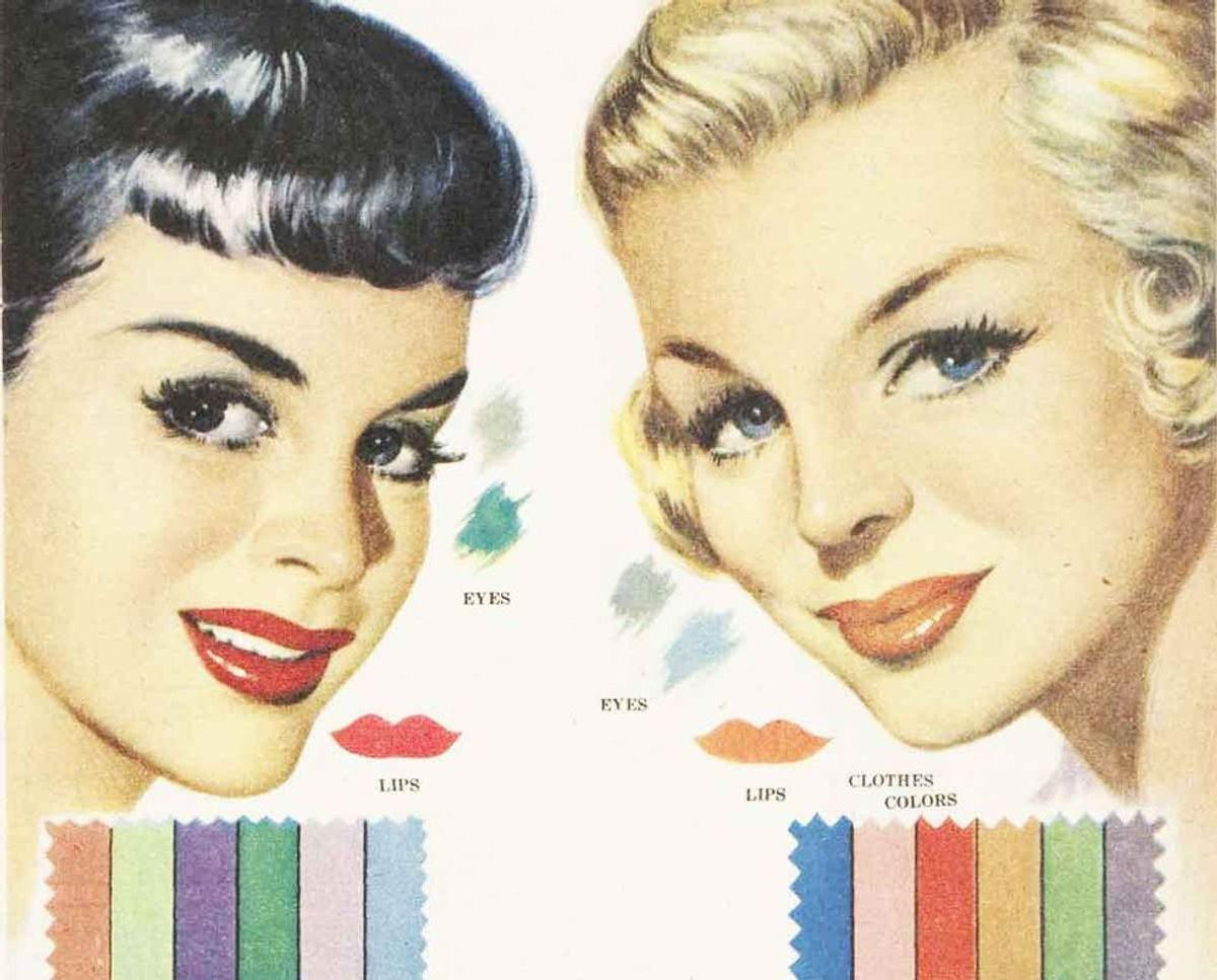 10s Makeup Tutorial