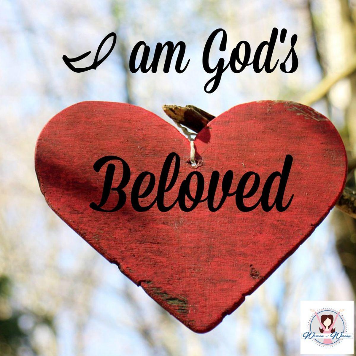 God: I Am His Beloved