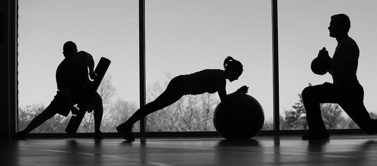 10 Reasons Why You Should Get Into Fitness