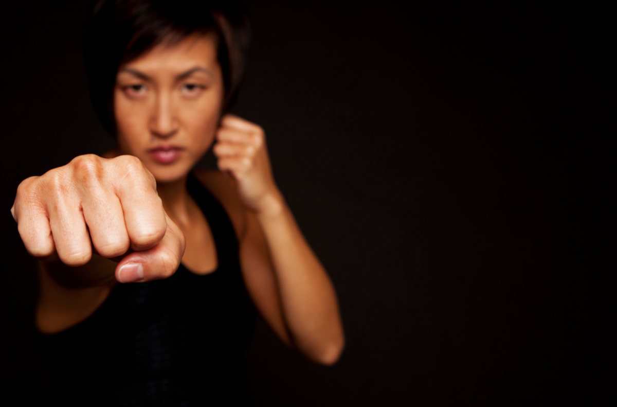 Lessons from a Self-Defense Class