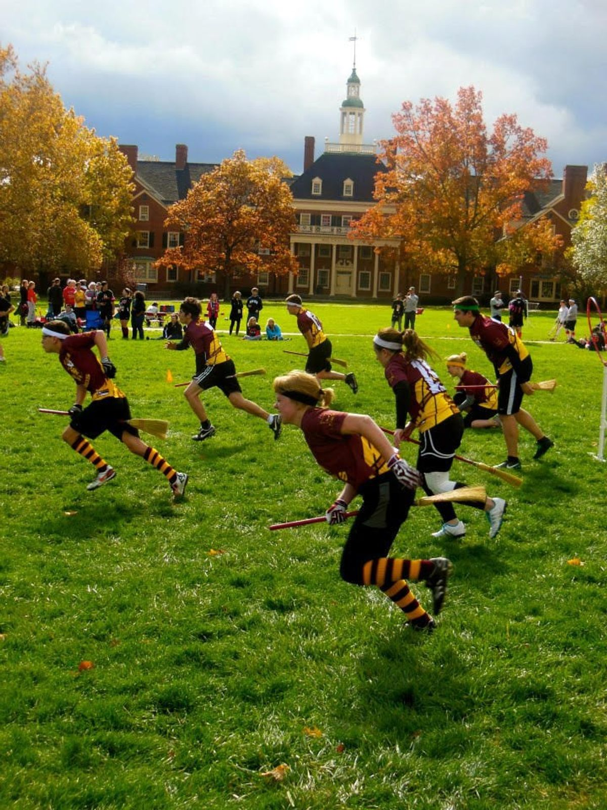 Quidditch: You Better Believe It