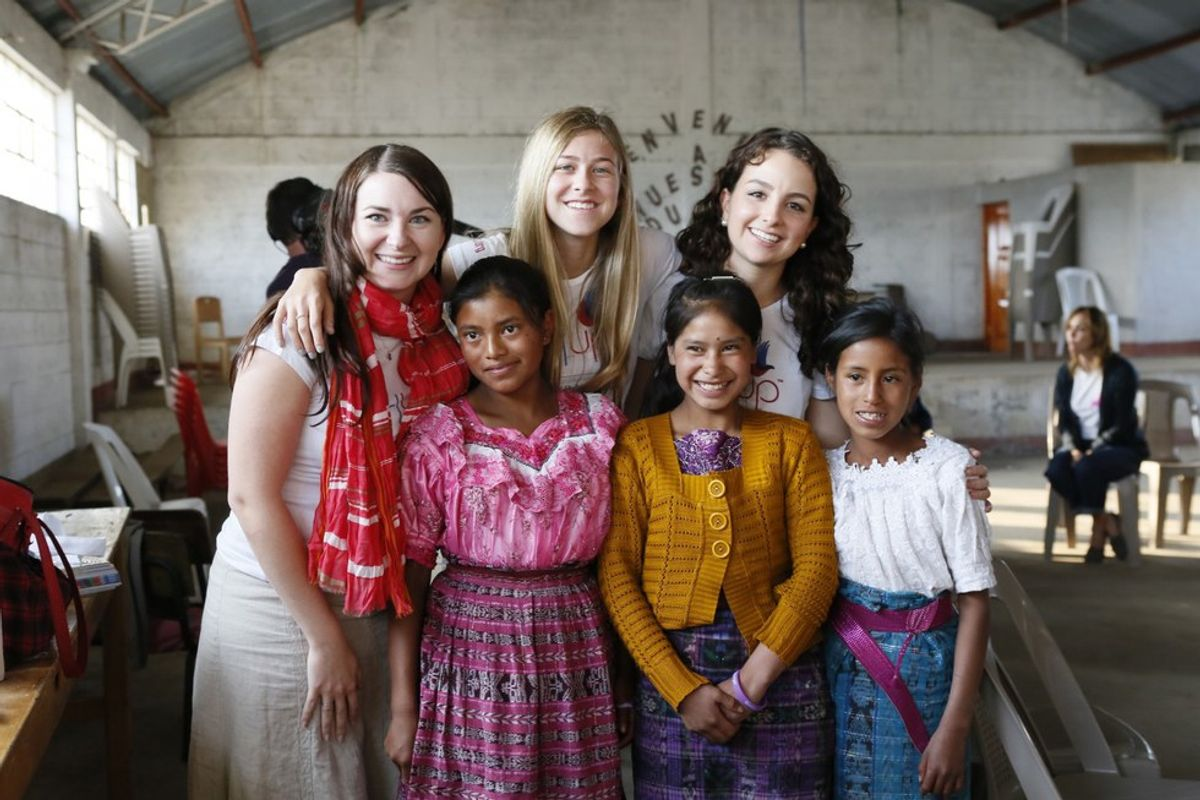 You Can Change The Lives Of Girls WorldWide