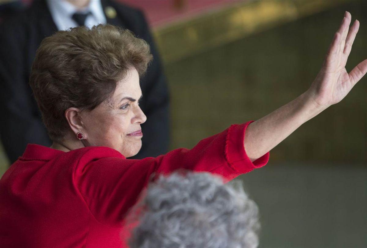 Brazil Ends Roussef's Presidency