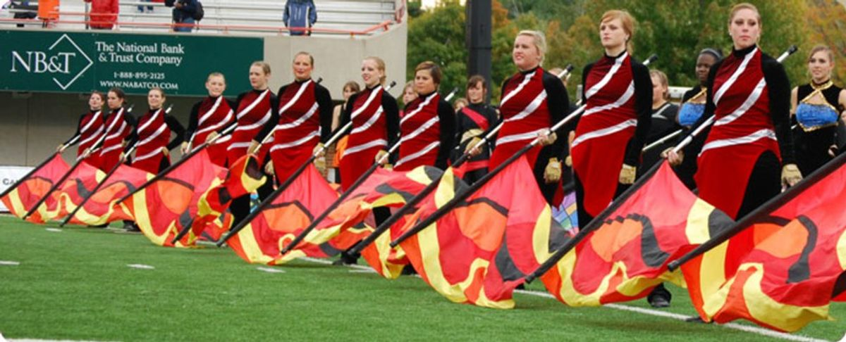 What Is Color Guard?