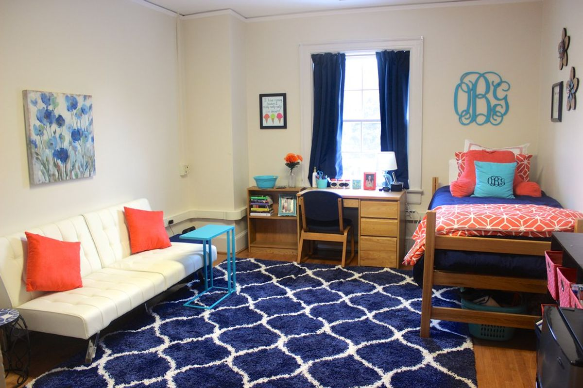 Dorms: Hall Style vs. Suite Style