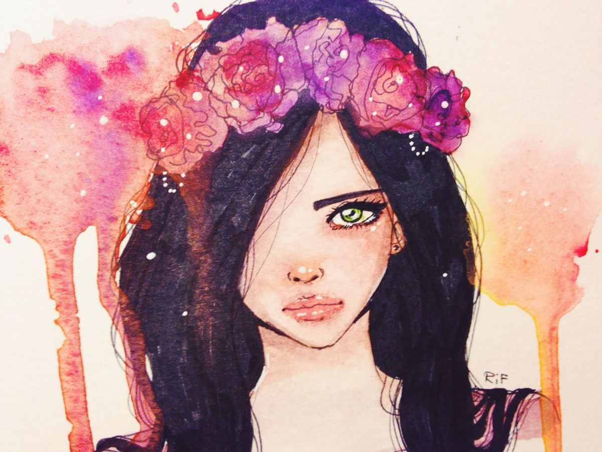 10 Signs You Are A Flower Child