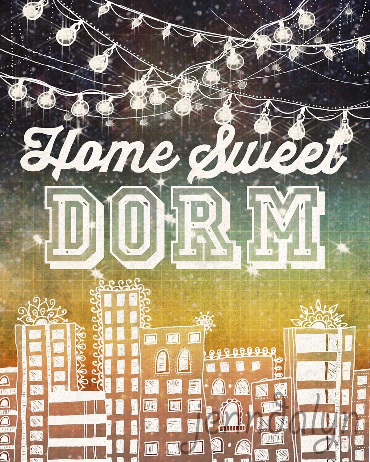 Making Your Dorm a Home