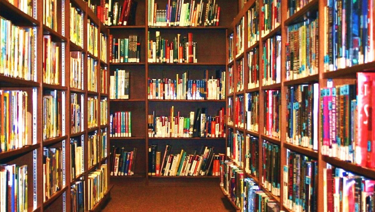 12 Reasons to Love Libraries