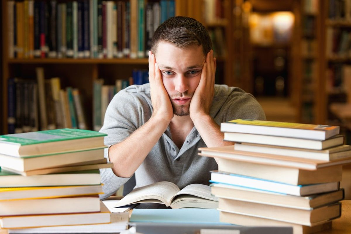 Scientists Prove Over-Studying is Real and it's Time to Stop