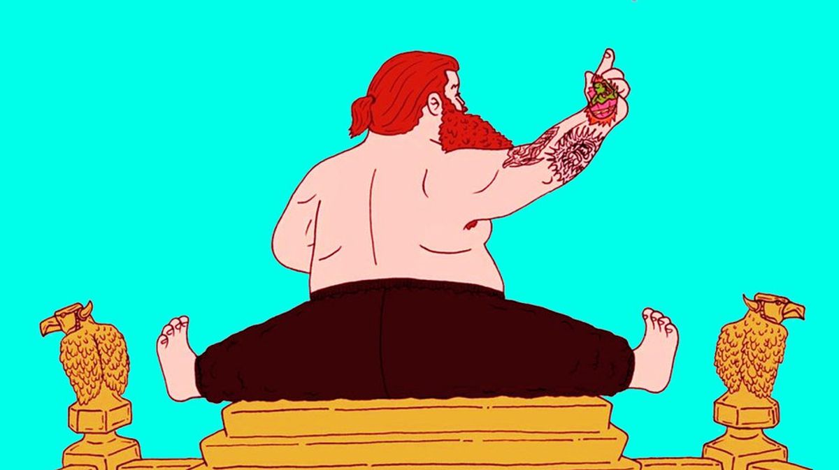 Action Bronson: A Renaissance Man Unlike Any Other