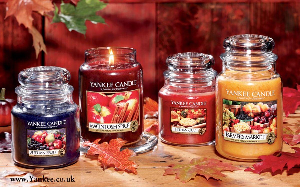 I Am a Yankee Candle Addict