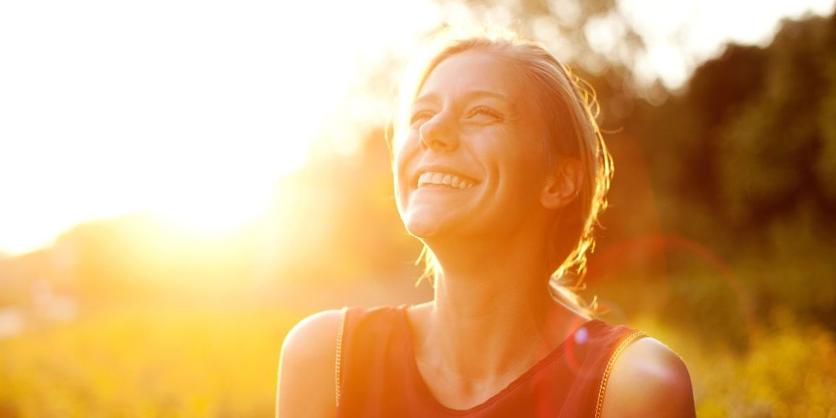 Why It's Important To Be Your Own Happiness