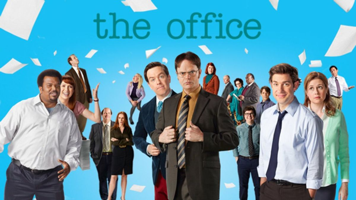 10 Life Lessons The Office Taught Us