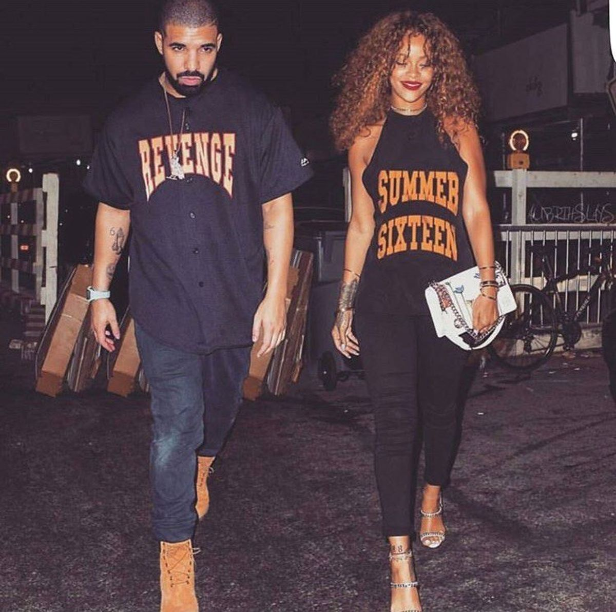 10 Moments When You Wish You Had Drake and Rihanna's Relationship