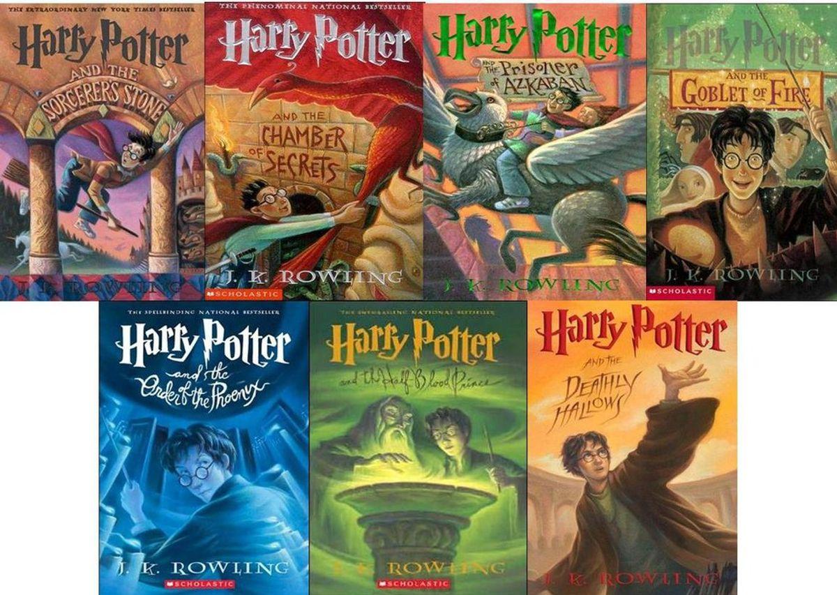 The Literary Merit Of Harry Potter
