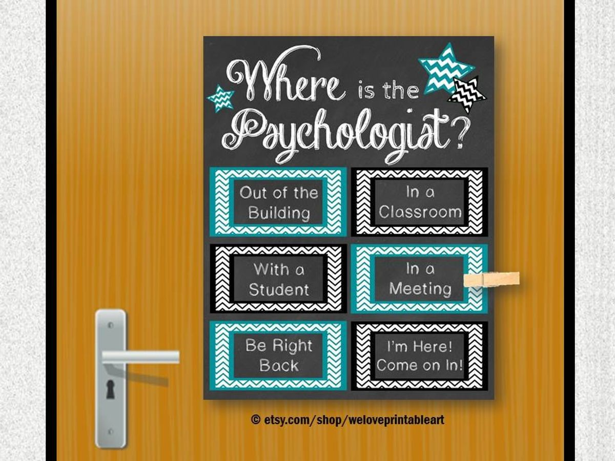 Five Reasons School Psychologist Matter