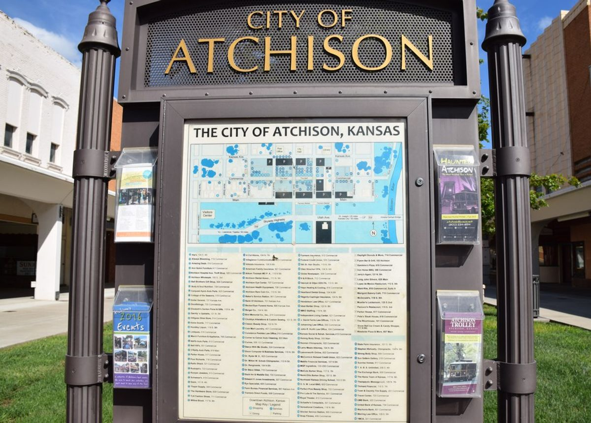 4 Little Known Places To Explore In Atchison, KS