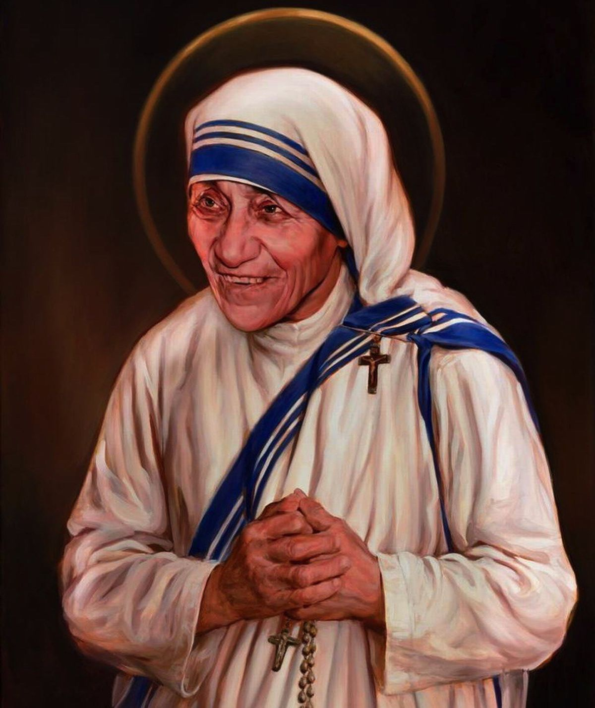 The Image Of St. Teresa Of Calcutta That Shook Me