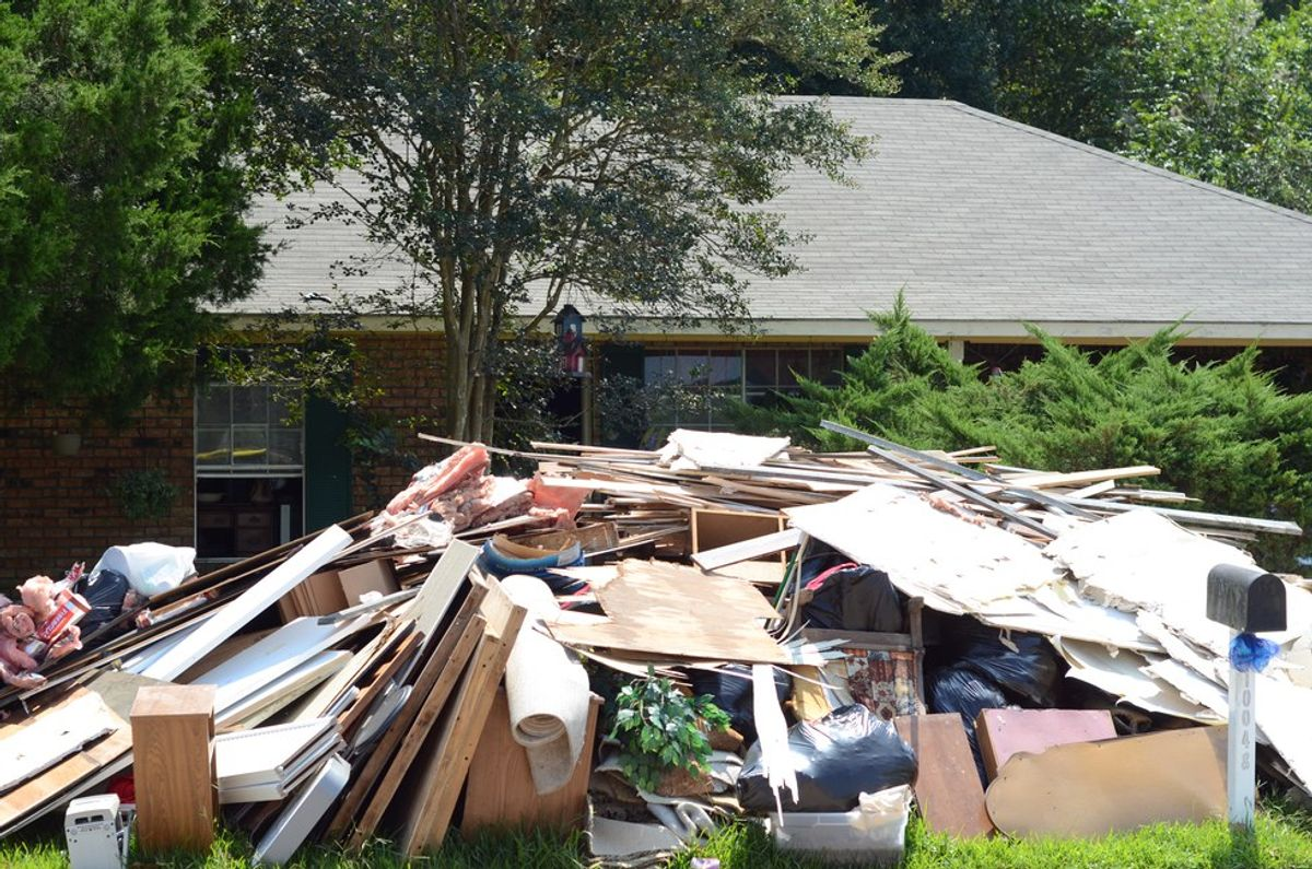 The Flooding in Baton Rouge: A Volunteer's Perspective