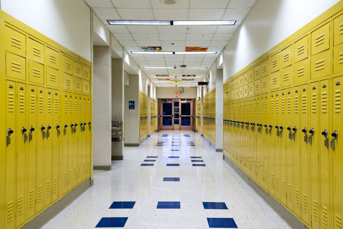5 Things I Wish I Could Tell My High School Self