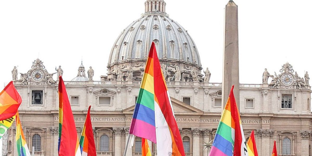 My Queer Experience At A Catholic University